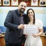 Diretora Financeira da SUPERPAN recebe título de Cidadã Honorária de Rio Pardo. 16