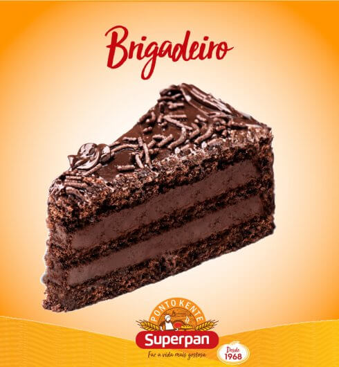 Torta Brigadeiro 2