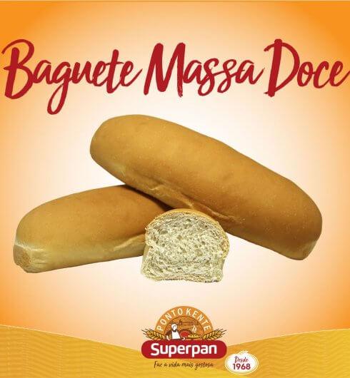Baguete Hot Dog 1
