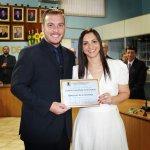 Diretora Financeira da SUPERPAN recebe título de Cidadã Honorária de Rio Pardo. 1