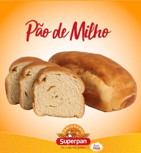 Pão de Milho 2