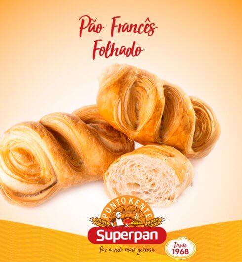 Pão Francês Folhado 1