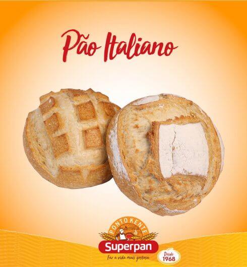 Pão Italiano 2