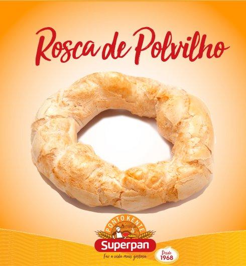 Rosca de Polvilho 1