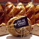 Pão de Vinho com Linguiça