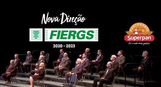 Superpan compõe Nova Direção da FIERGS 1