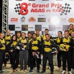 Superpan será uma das patrocinadoras do 11º GP AGAS de Kart 1