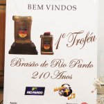Troféu Brasão de Rio Pardo: colaboradores da Superpan foram agraciados com o reconhecimento. 1