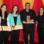 Troféu Brasão de Rio Pardo: colaboradores da Superpan foram agraciados com o reconhecimento. 4