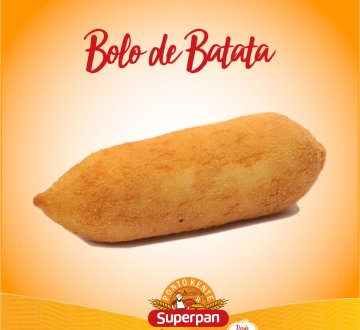Bolo de Batata
