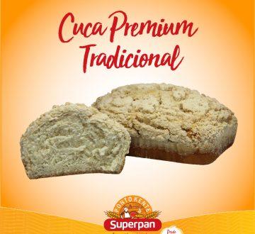 Cuca Premium Tradicional
