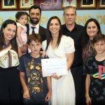 Diretora Financeira da SUPERPAN recebe título de Cidadã Honorária de Rio Pardo. 12