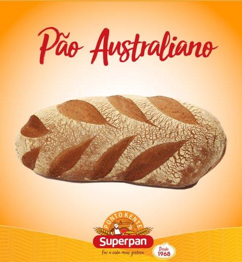 Pão Australiano 3