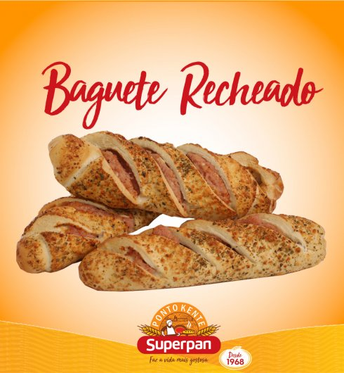 Baguete Recheado 2