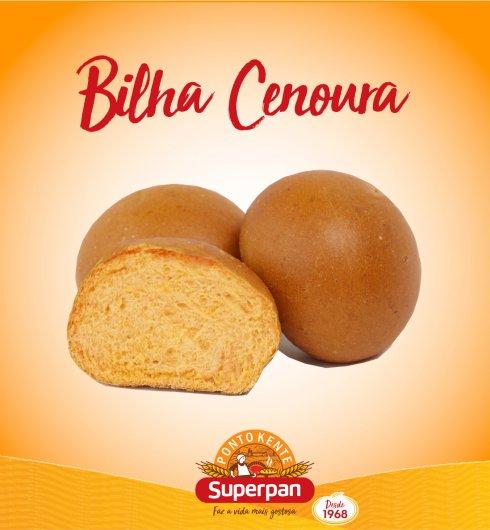 Bilha Cenoura