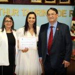 Diretora Financeira da SUPERPAN recebe título de Cidadã Honorária de Rio Pardo. 8