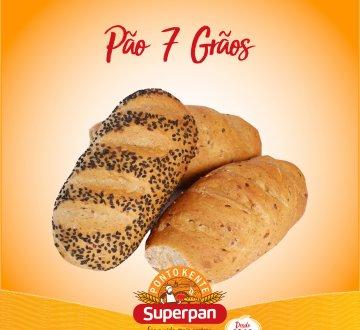 Pão 7 Grãos 2