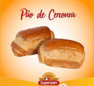 Pão de Cenoura 2