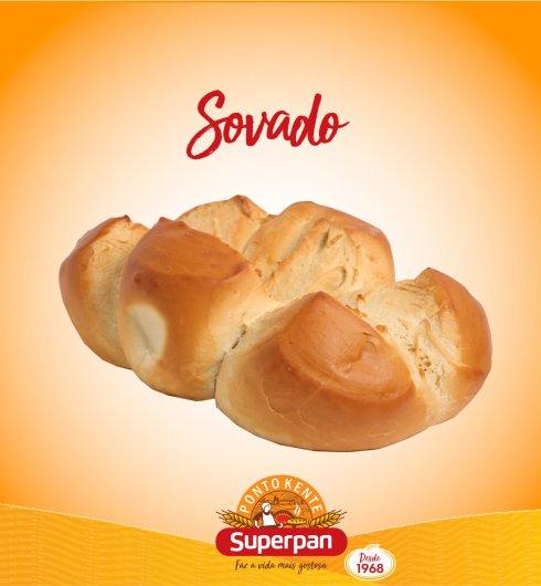 Pão Sovado 3